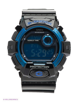 Часы G-SHOCK G-8900A-1E CASIO