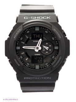 Часы G-SHOCK GA-150-1A CASIO