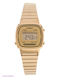 Часы Casio LA670WEGA-9E CASIO