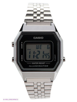 Часы Casio LA680WEA-1E CASIO