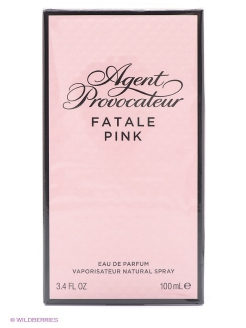 Парфюмерная вода FATALE PINK, 100 мл AGENT PROVOCATEUR