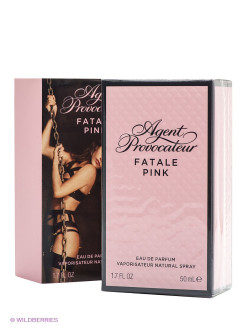 "Парфюмерная вода ""FATALE PINK"" 50 мл. AGENT PROVOCATEUR"