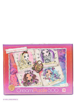 Пазл Ever After High 500A Origami