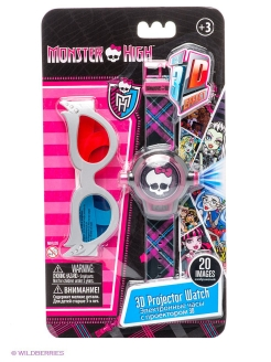 Часы Monster High
