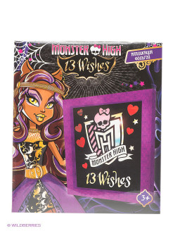 "Аппликация фольгой ""Monster High"" Centrum"
