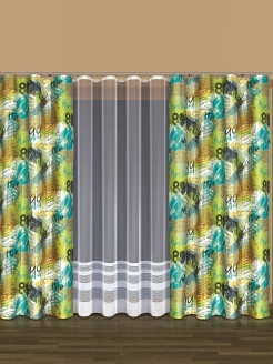 Interior curtains Haft