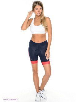 Шорты CYCLING SHORT WITH TOUR SHAMMY FOR WOMAN Patrick