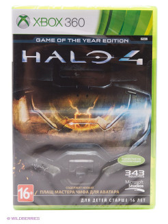 Игра Halo 4 Game of the Year Edition [Xbox 360] Microsoft