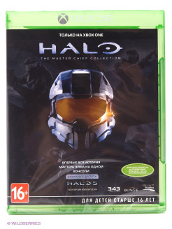 Игра Halo: The Master Chief Collection (русские субтитры) Microsoft