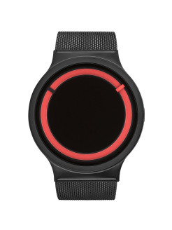 Часы Eclipse Metalic Black Red Ziiiro