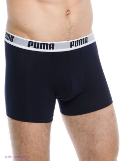 Трусы Basic Shortboxer 2P PUMA