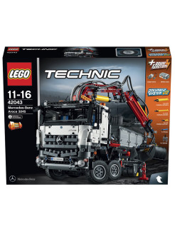 Technic Mercedes-Benz Arocs 3245 42043 LEGO