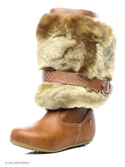 Fur high boots Bibi