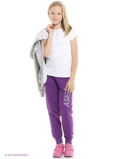 Брюки CPS GIRLS CUFFED PANT ASICS