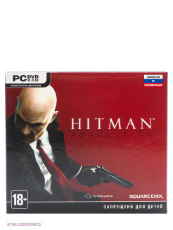Hitman Absolution. Русская версия PC-DVD (Jewel) НД плэй