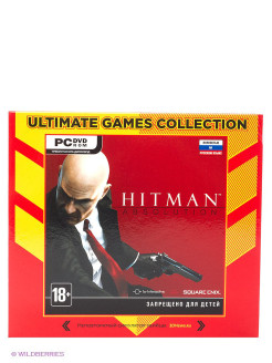 Ultimate Games. Hitman Absolution. Русская версия (Jewel) НД плэй