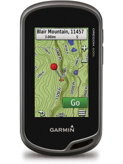 Навигатор туристический Oregon 600t Russia GARMIN