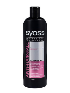 Шампунь Anti-hair ll 500 мл SYOSS