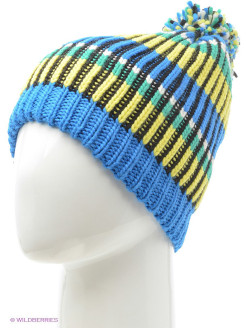 Шапка BUFF KNITTED HATS BUFF TROY BLUE Buff
