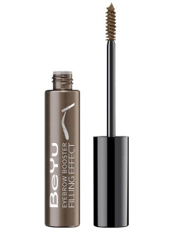 "Гель для бровей с микроволокнами""Eyebrow Booster Filling Effect"" 3, 8мл BEYU"