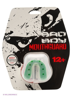 Капа Bad Boy Mouthguard Gel Bad boy