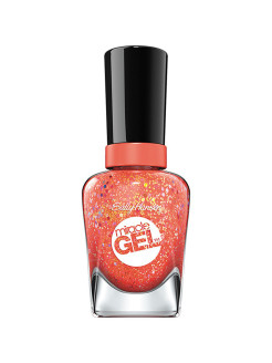 "Гель лак для ногтей ""Miracle Gel miss wanderlust"", тон  740 SALLY HANSEN"