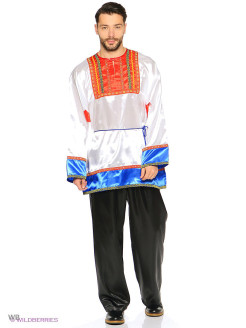 Russian Folk Costume (Adult) Волшебный мир