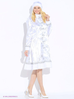 "Suit ""Snow Maiden"" Батик"