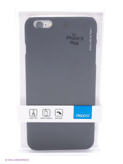 Чехол Air Case и защ.  пленка для  iPhone 6 Plus Deppa