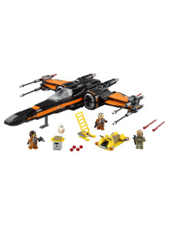Star Wars TM Истребитель По 75102                                                                    LEGO