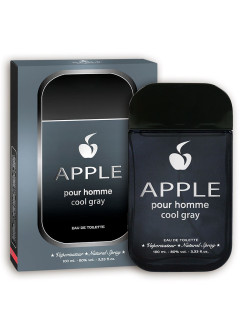 Туалетная Вода Apple Pour Homme Cool Gray, 100мл APPLE PARFUMS