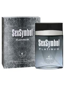 Туалетная Вода Sex Symbol Platinum, 100мл APPLE PARFUMS