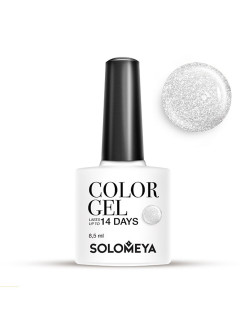 Гель-лак Color Gel Тон Holly SCG104/Холли SOLOMEYA