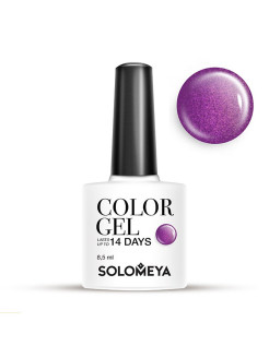 Гель-лак Color Gel Тон Pegasus SCG112/Пегас SOLOMEYA