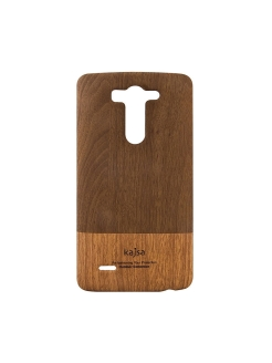 Чехол для LG G3 mini Outdoor collection Wood pattern back case,Brown Kajsa