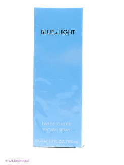 BLUE LIGHT 50 ML SPRAY PARFUMS GENTY