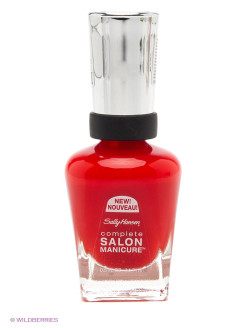 "Лак для ногтей ""Sally Hansen Salon Manicure"", тон 554 SALLY HANSEN"
