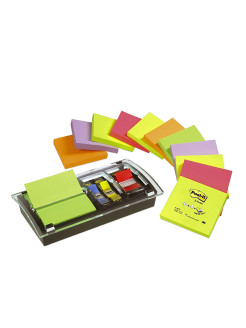 Диспенсер для закладок POST-IT INDEX МИЛЛЕНИУМ Post-it