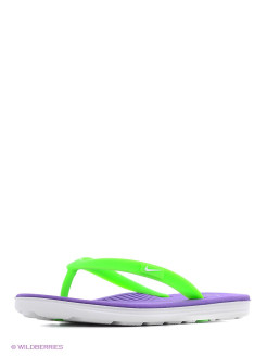 Шлепанцы Girls' Flip-Flop Solarsoft 2 (GS/PS) Nike
