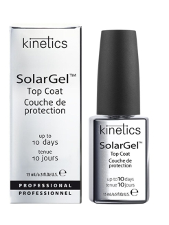 Покрытие верхнее SolarGel Top Coat Kinetics