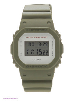 Часы G-Shock DW-5600M-3E CASIO