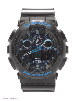 Часы G-Shock GA-100CB-1A CASIO
