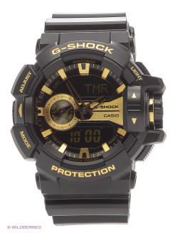 Часы G-Shock GA-400GB-1A9 CASIO