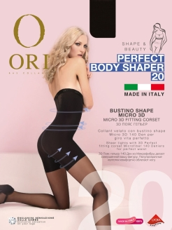 Колготки ORI Perfect Body Shaper 20 den ORI