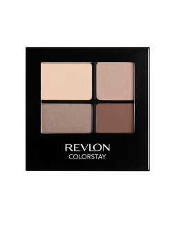 "Тени для век четырехцветные ""Colorstay Eye16 Hour Eye Shadow Quad"", Addictive 500 Revlon"