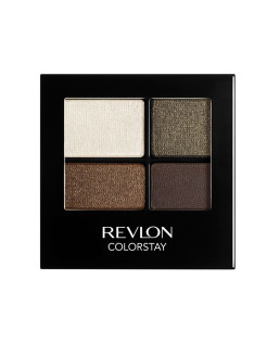 "Тени для век четырехцветные ""Colorstay Eye16 Hour Eye Shadow Quad"", Adventurous 515 Revlon"