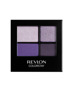 "Тени для век четырехцветные ""Colorstay Eye16 Hour Eye Shadow Quad"", Seductive 530 Revlon"