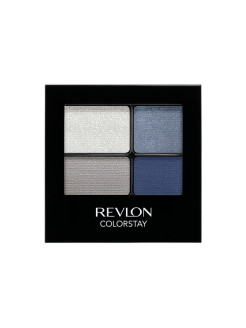 "Тени для век четырехцветные ""Colorstay Eye16 Hour Eye Shadow Quad"", Passionate 528 Revlon"