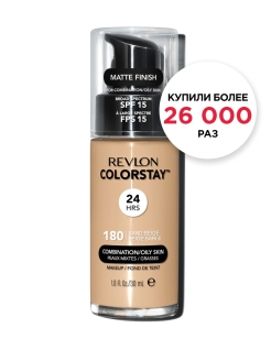 "Тональный крем ""Colorstay Makeup For Combination-Oily Skin"", 180 Revlon"