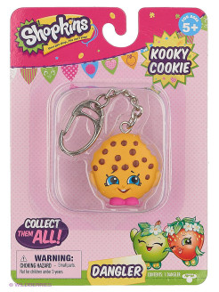Брелок Шопкинс Shopkins Kooky Cookie Moose